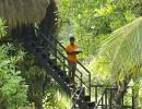 Sri Lanka, Province du Sud, district Galle, Halpathota - Baddegama, Huma Terra, ecolodges